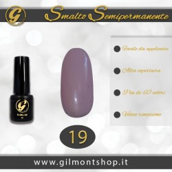 G-GEL Semipermanete colorato