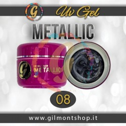 Metallic - Gel Color