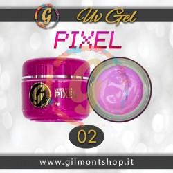 Pixel - Gel Color